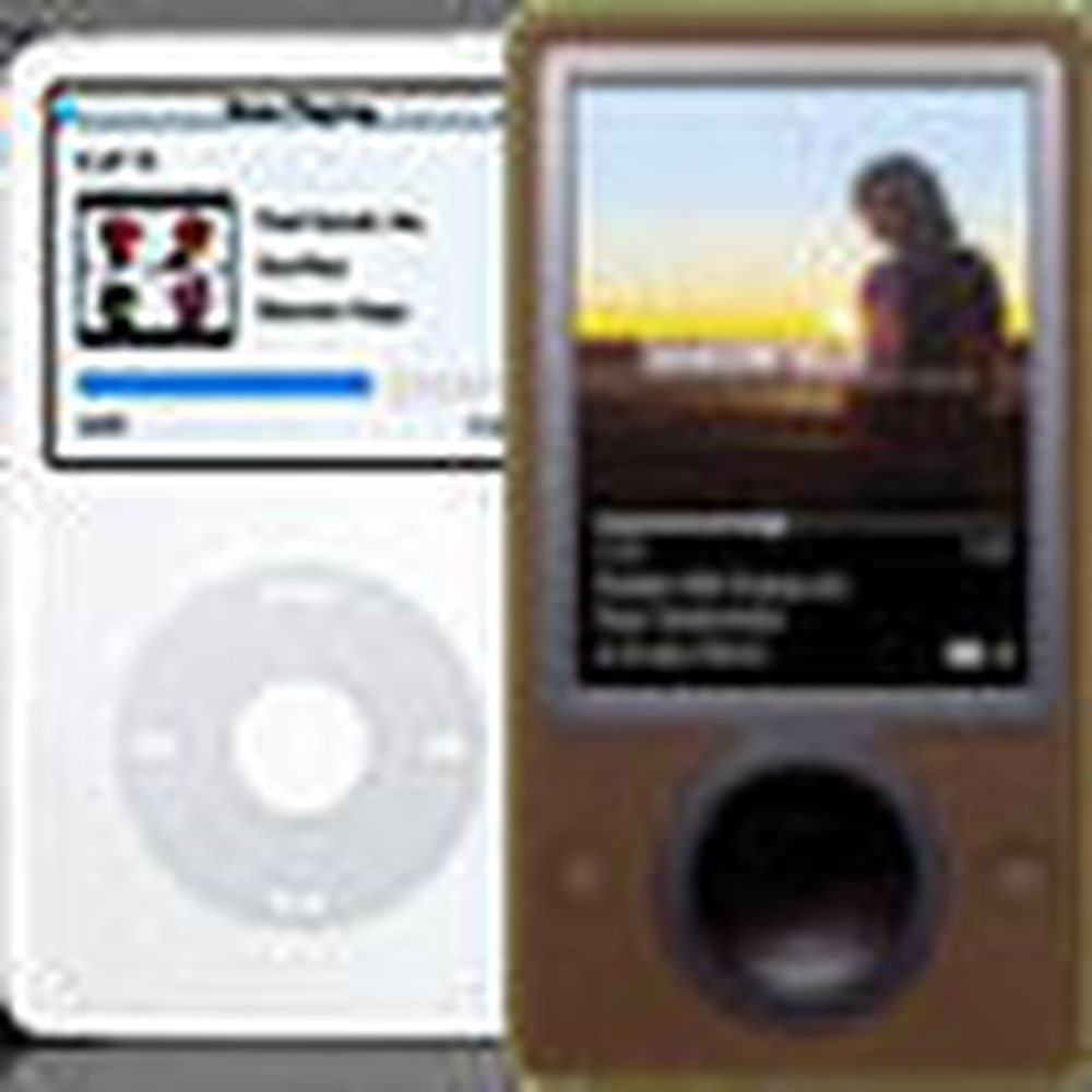 Patenter avslører WLAN-planer for iPod og Zune