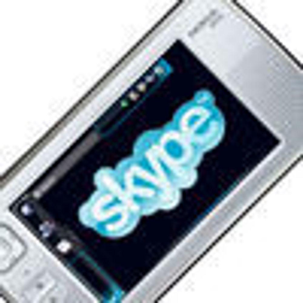 Nokias Linux-brett med Skype og Flash 9
