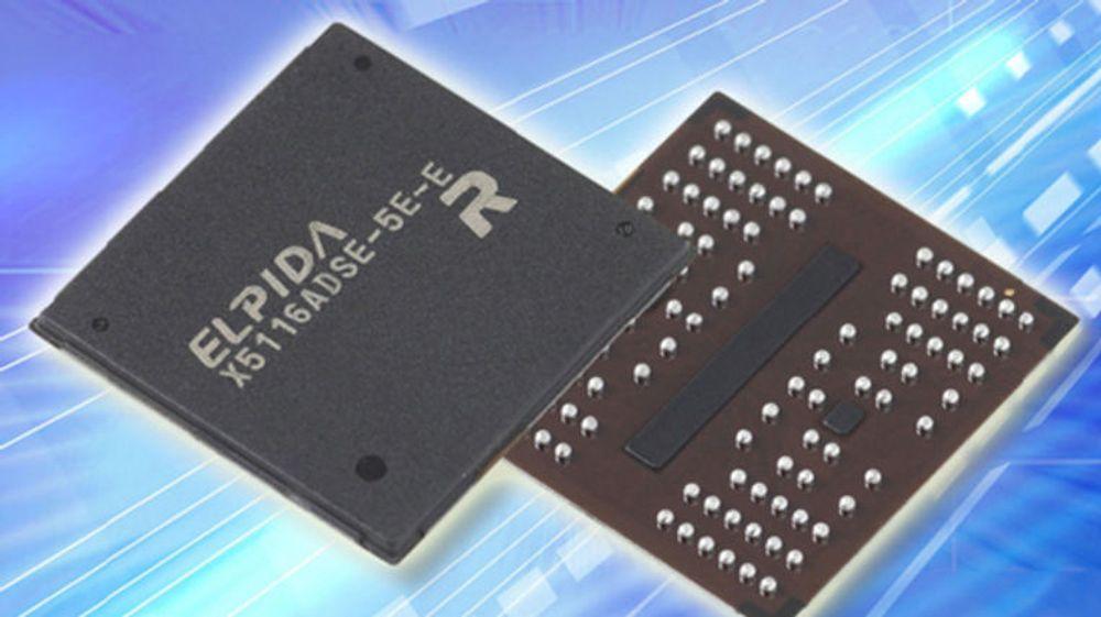 Japanske Elida overlevde ikke fallende DRAM-priser og sterk japansk valuta. Tidligere i år gikk selskapet konkurs, men blir nå etter alt å dømme tatt over av amerikanske Micron.