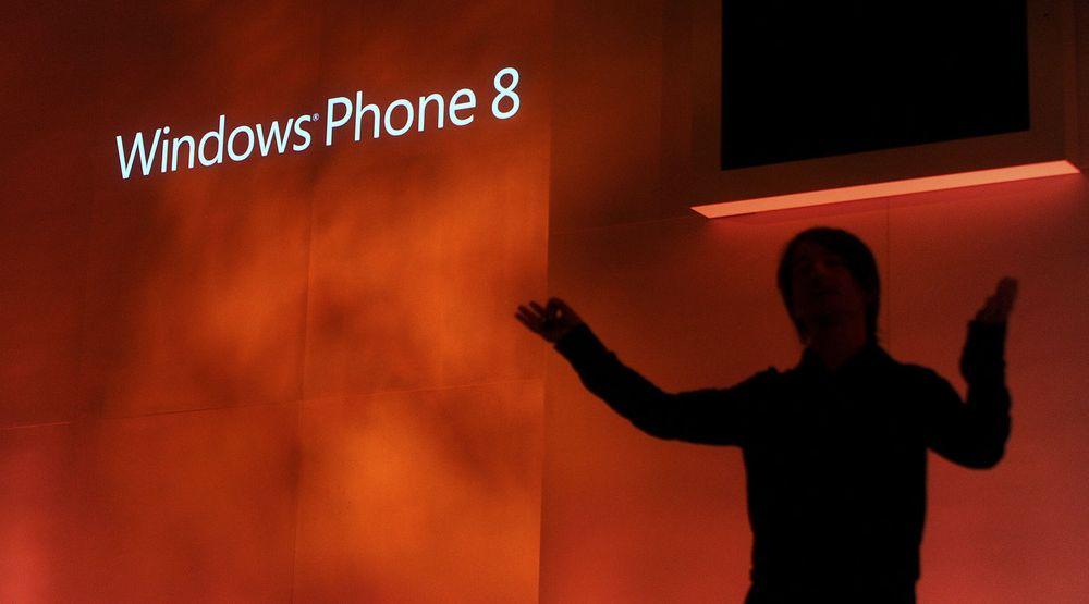 Microsoft avslørte denne uken nyheter om kommende Windows Phone 8 i San Francisco. Selskapet avviser at de selv planlegger å lage egne mobiltelefoner.