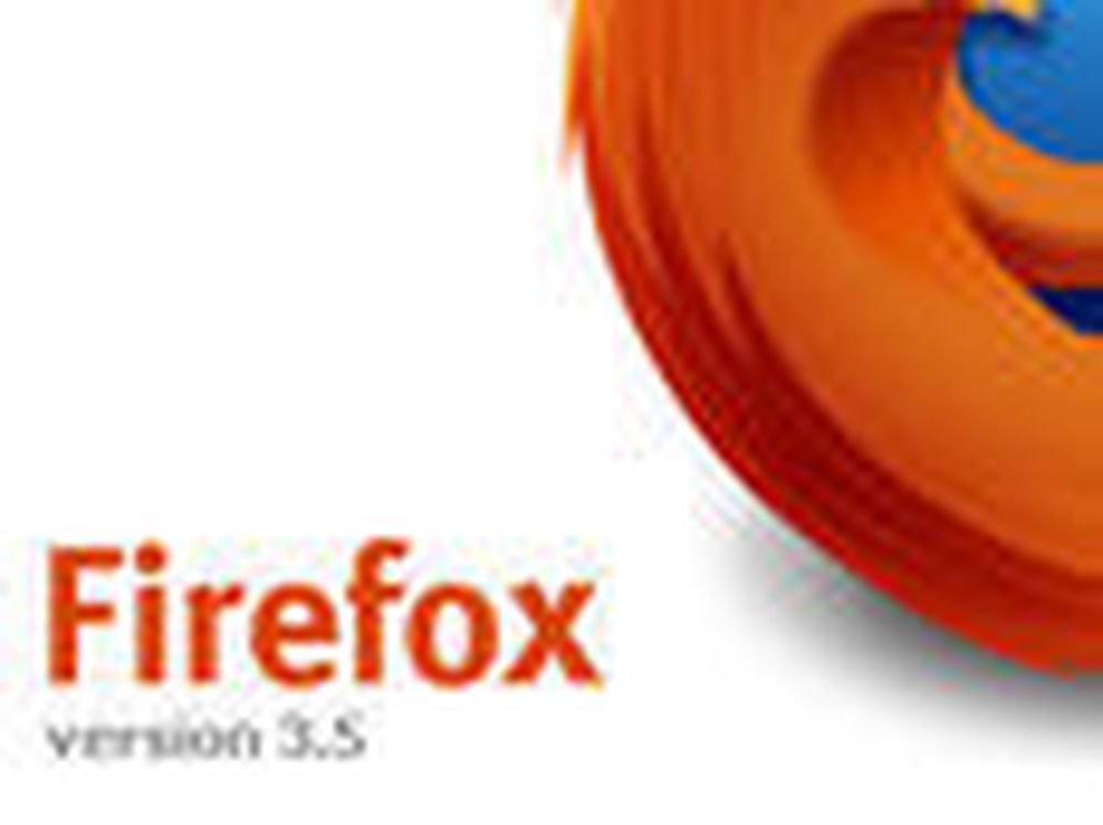 Firefox 3.5 ut av beta, lanseres innen få uker