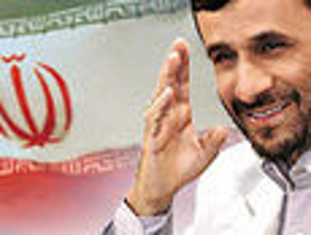 Nettet utfordrer iransk sensur