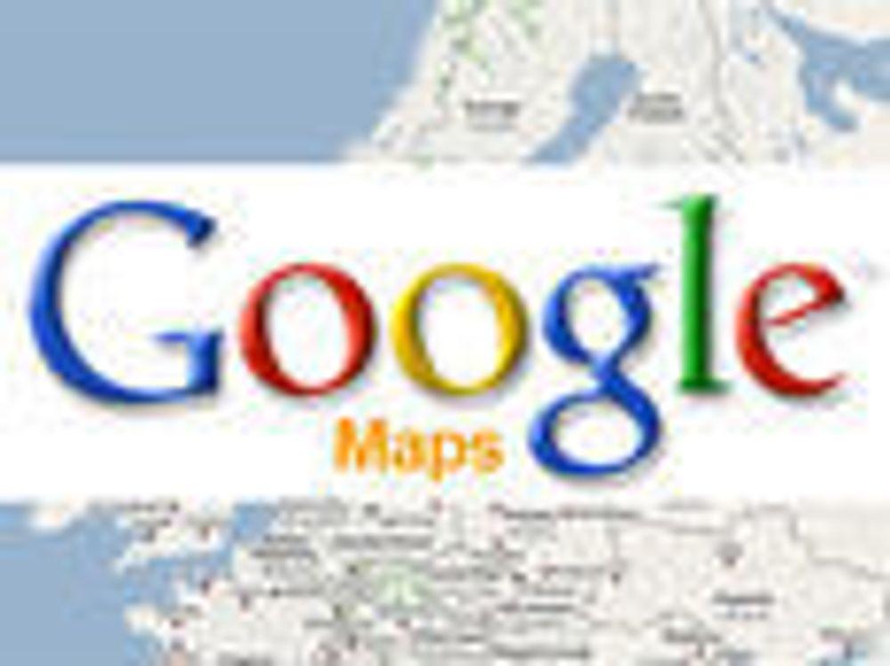 Dansk selskap kunne ha eid «Google Maps»