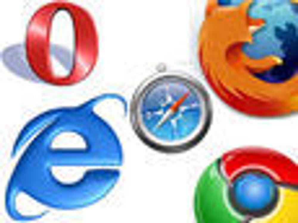Firefox snart jevnstor med Internet Explorer