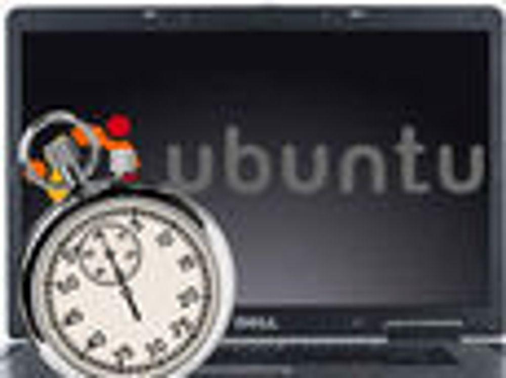 Mye raskere Ubuntu-oppstart