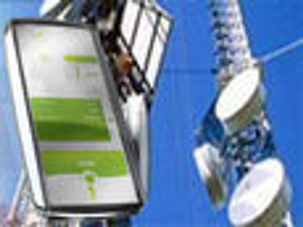 Lad mobilen ved hjelp av radiobølger