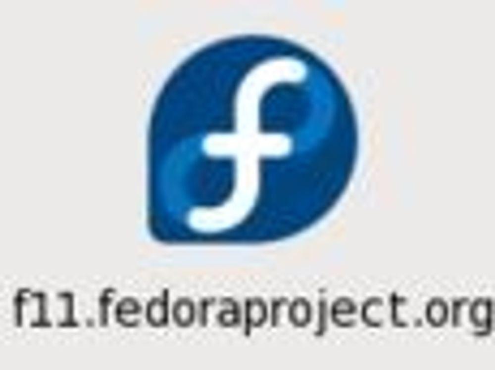 Bytter filsystem med Fedora 11