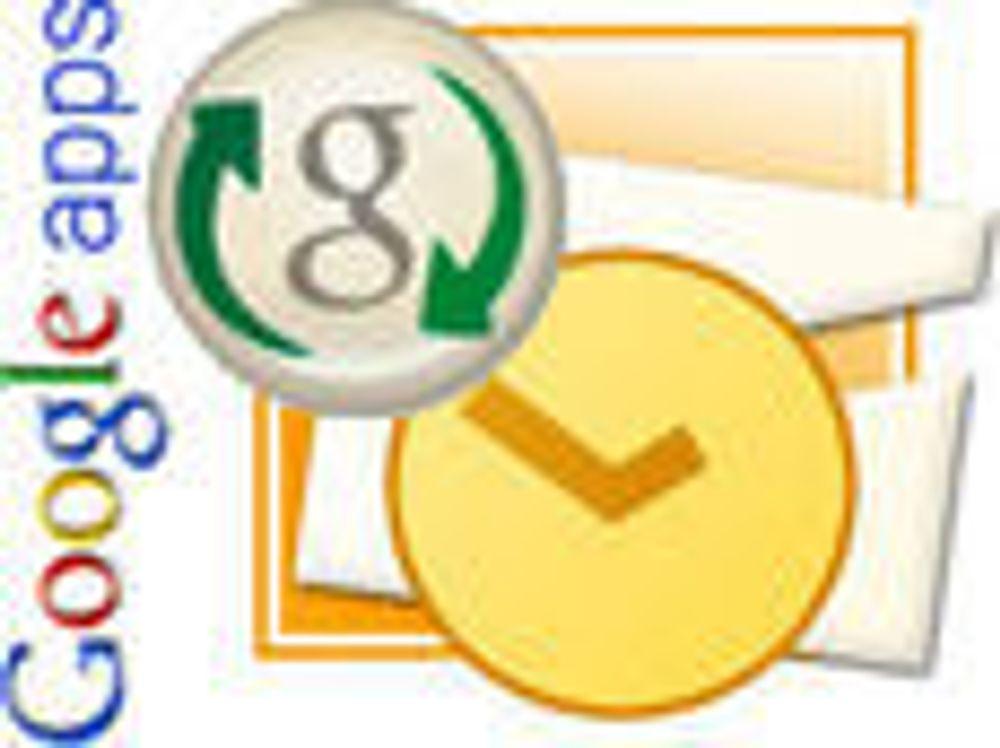 Google med Outlook-plugin til Apps-kunder