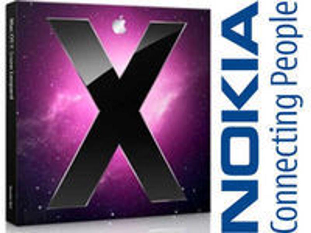 Nokia med bedre mobilstøtte for Mac