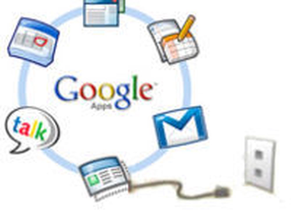 Gjeninnfører offline-funksjon i Google Apps