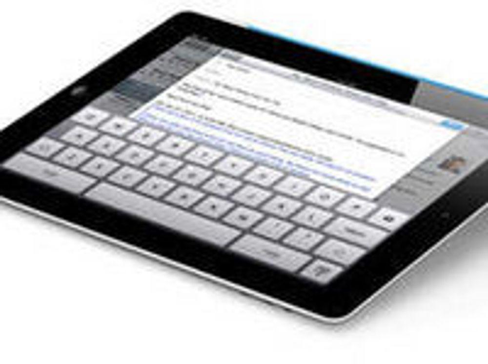 Skjelvet kan forsinke iPad2