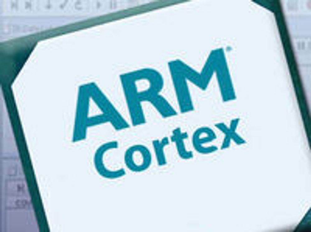 Avanserte mobiler gir ARM solid overskudd