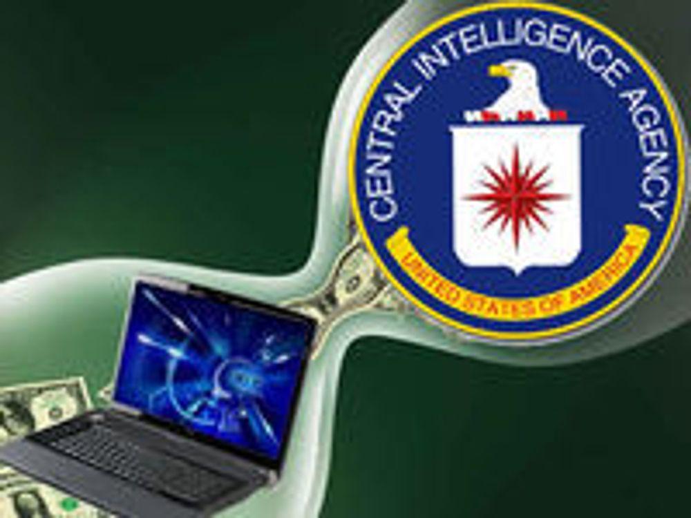 IT står sentralt i CIAs nye femårsplan