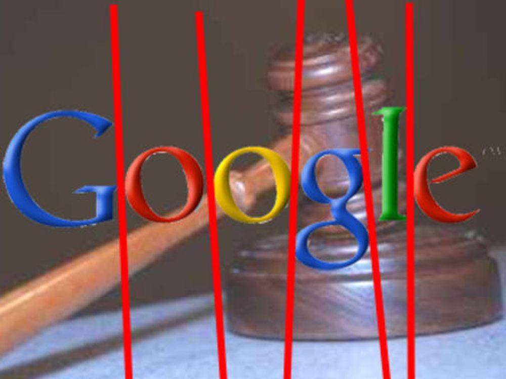 Krever at Google splittes opp