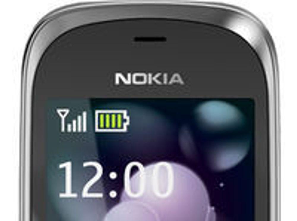 Nokia tjente milliarder