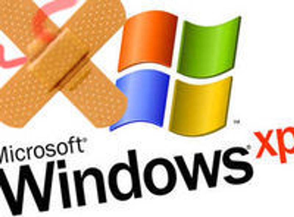 McAfee angrep Windows