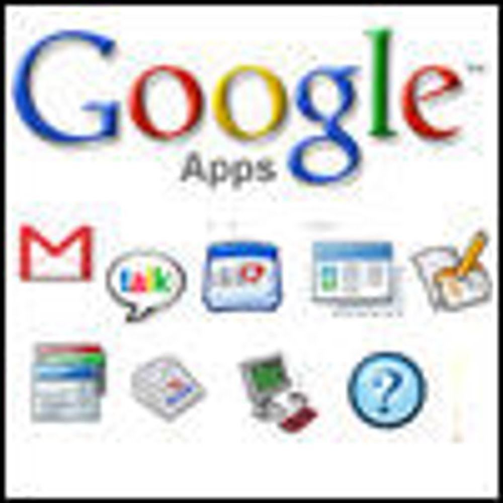 Salesforce.com skal selge Google Apps