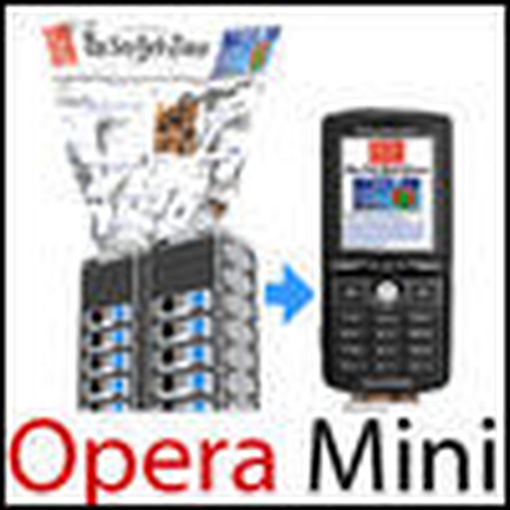 Opera Mini klar for Googles mobilsystem