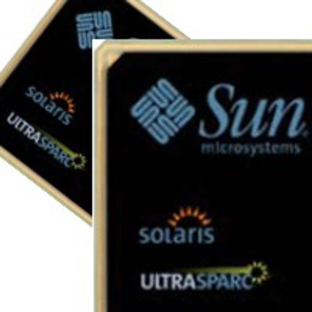 Sun-server oppgradert til 128 tråder