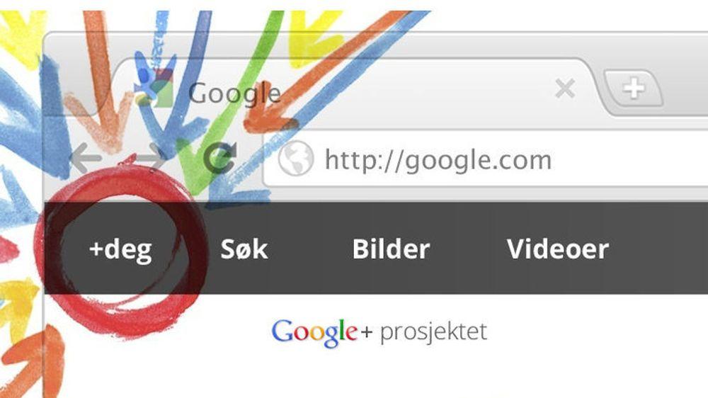 Åpner Google+ for utviklere