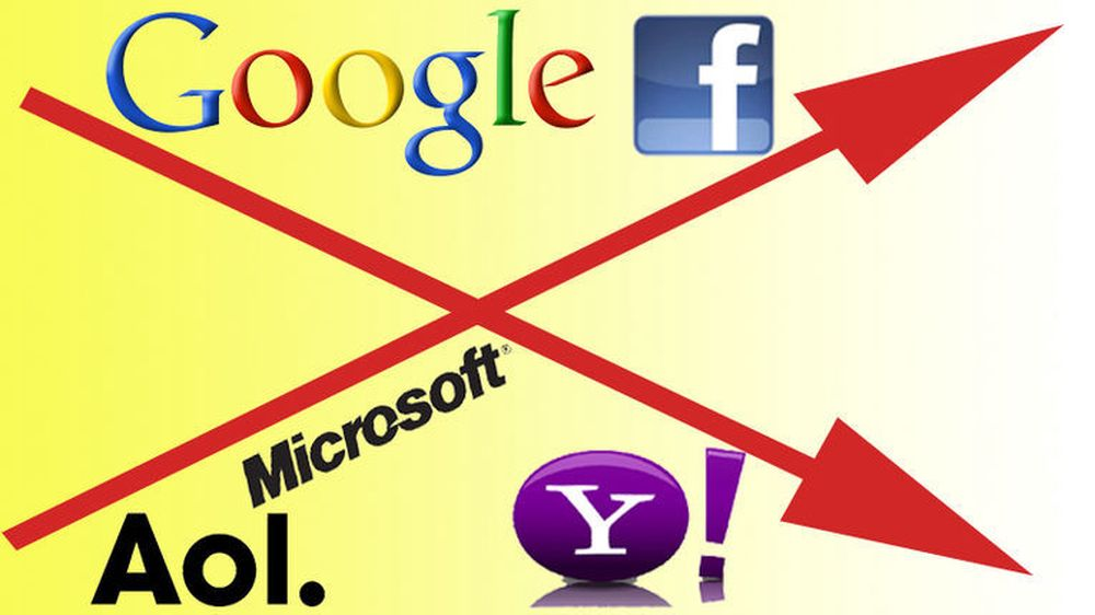 Microsoft-allianse mot Google og Facebook