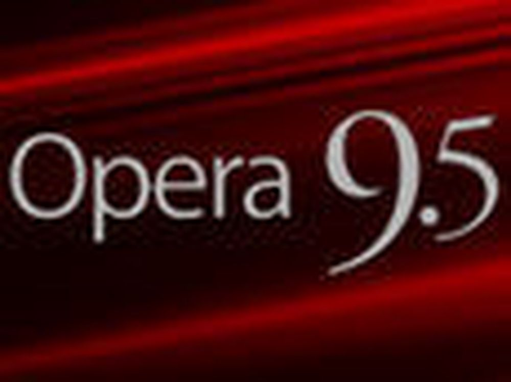 Rekordnedlasting av ny Opera-nettleser