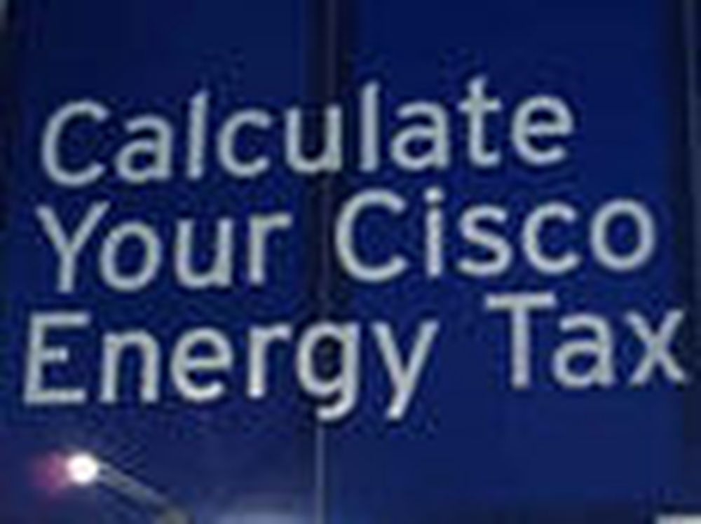 Håner Cisco i svertekampanje