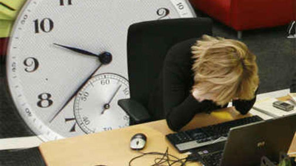 Frykter for helsen til unge overivrige IT-ansatte