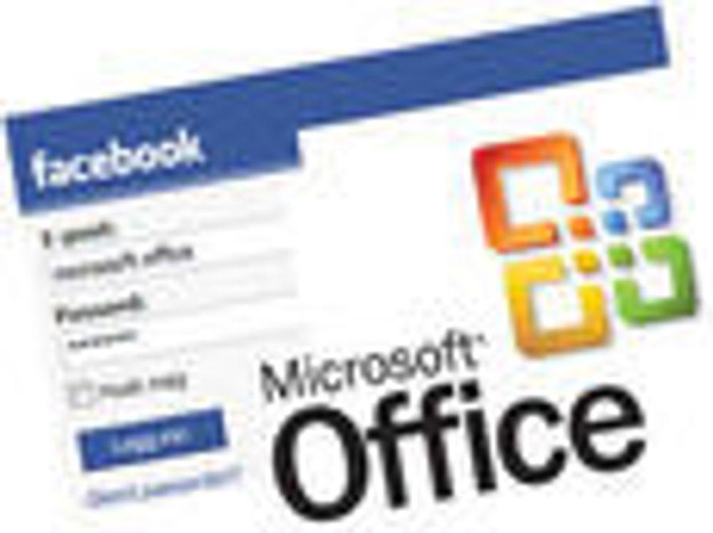 Microsoft utvikler Facebook-kopi