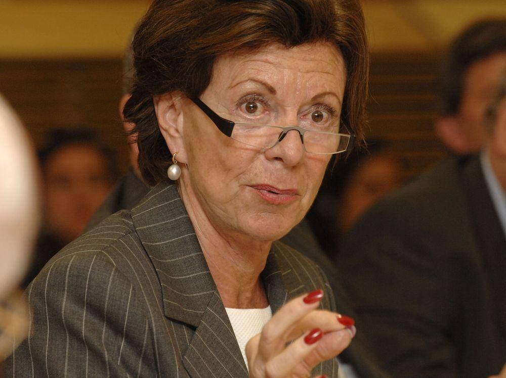 EUs konkurransekommissær Neelie Kroes er fast bestemt på å temme den amerikanske programvaregiganten Microsoft.