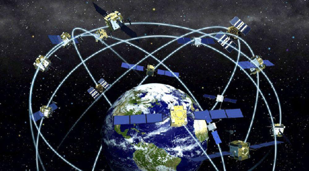 Satellittene i GPS-systemet er avgjørende for USAs militære slagkraft.