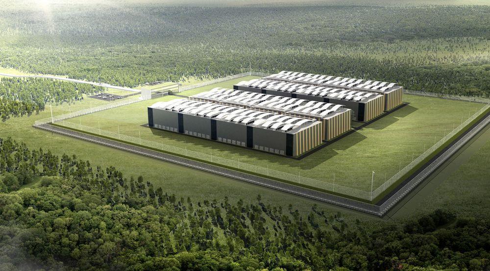 Entra Eiendom har planer om å bygge et gigantisk datasenter på Fet utenfor Oslo, i tett samarbeid med HP. Men etter at Entras toppsjef onsdag denne uken måtte gå fra stillingen har de ikke ønsket å si noe om planene fremdeles står ved lag.