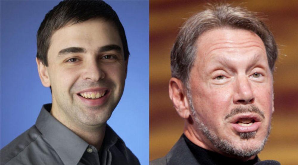 Både Google-sjef Larry Page og Oracle-sjef Larry Ellison skal vitne i saken.