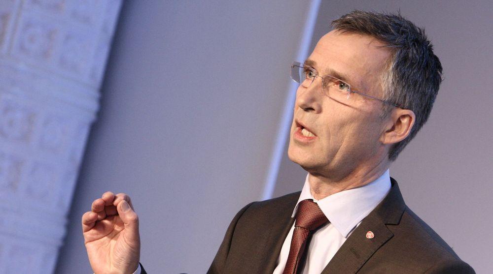 Jens Stoltenberg er den første statsministeren som presenterer en sammenhengende digital strategi for offentlig sektor i Norge. Det viser at han mener alvor.