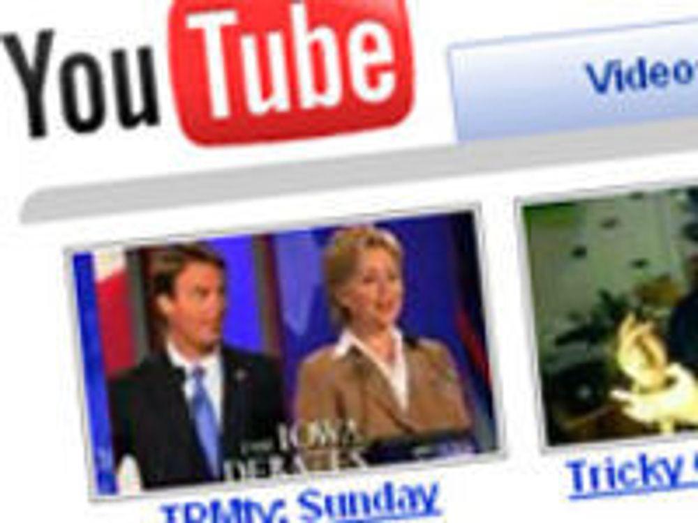 YouTube utgjør 98 prosent av Googles trafikk