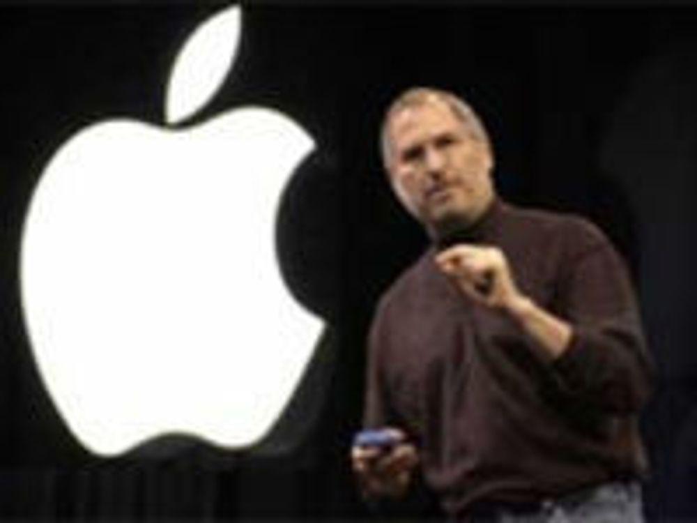 Steve Jobs er syk