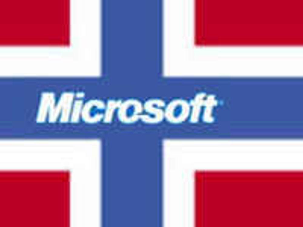 Ingen nedbemanninger i Microsoft Norge