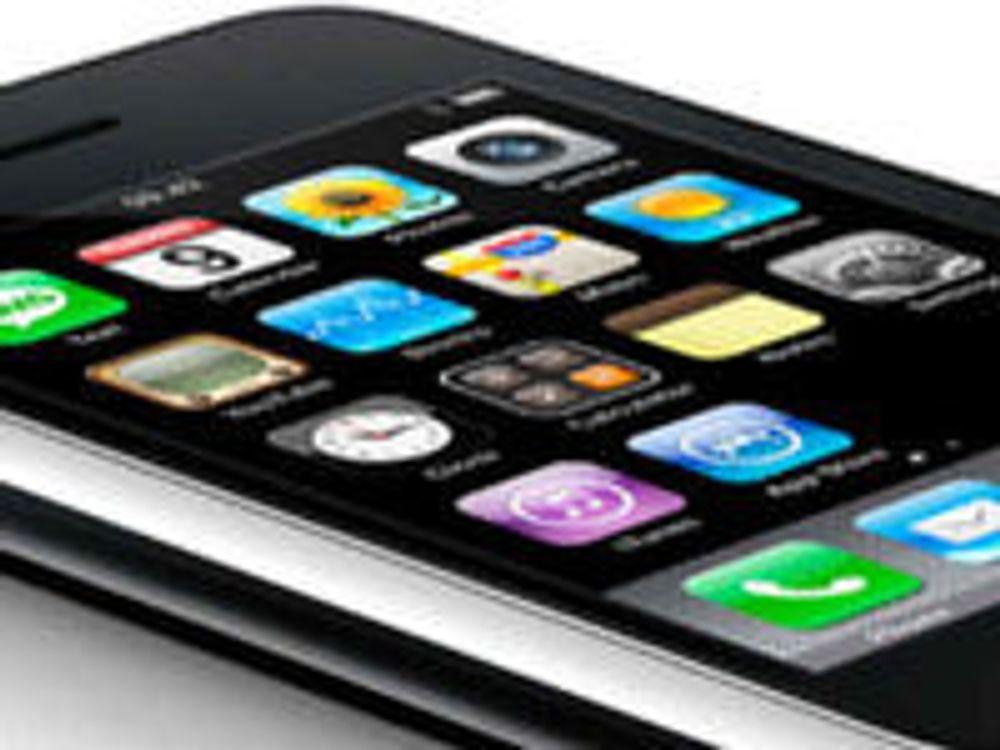 Knakk låsen på iPhone 3G