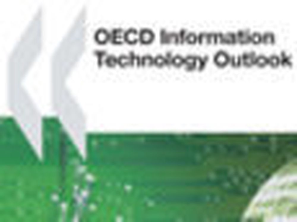 OECD spår dystert år for IKT-bransjen