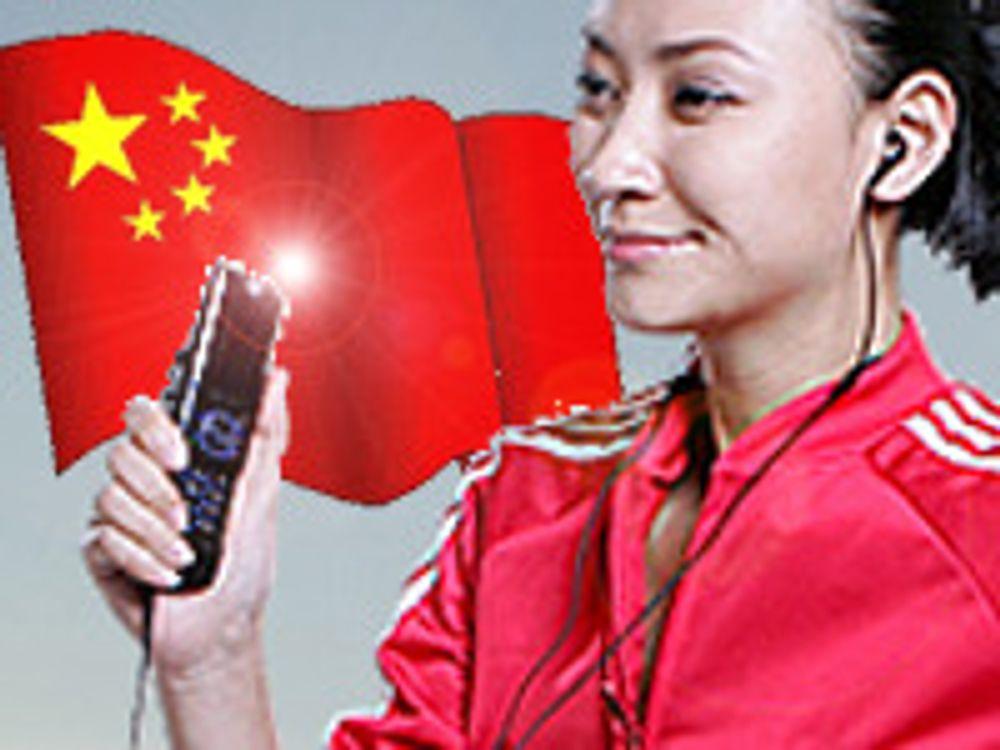 Endelig 3G til Kina