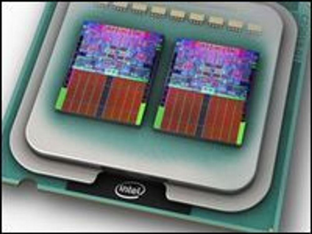 Intel med billigere firekjernet til bærbare