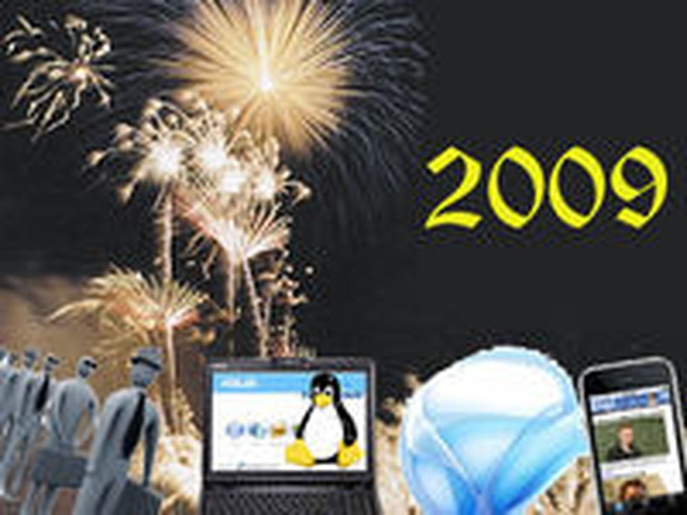KOMMENTAR: Hva skjer i IT-bransjen i 2009?