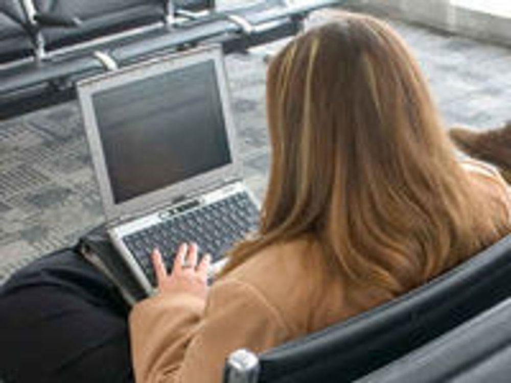 Bærbare PC-er når en ny milepæl