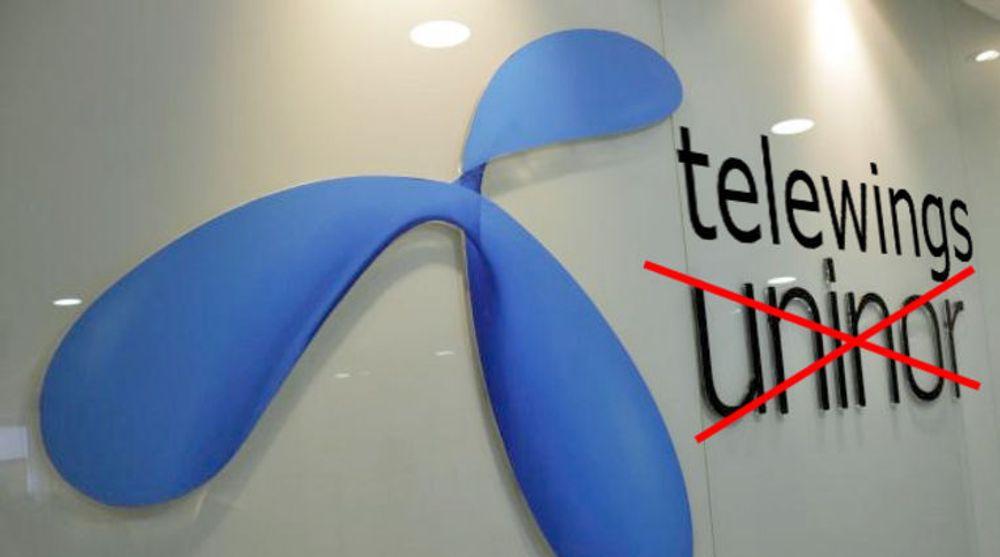 Uninors GSM-lisenser utløper 18. januar. Telenor er påmeldt den nye auksjonen gjennom Telewings, som skal overta alle Uninors eiendeler dersom de får nye lisenser.