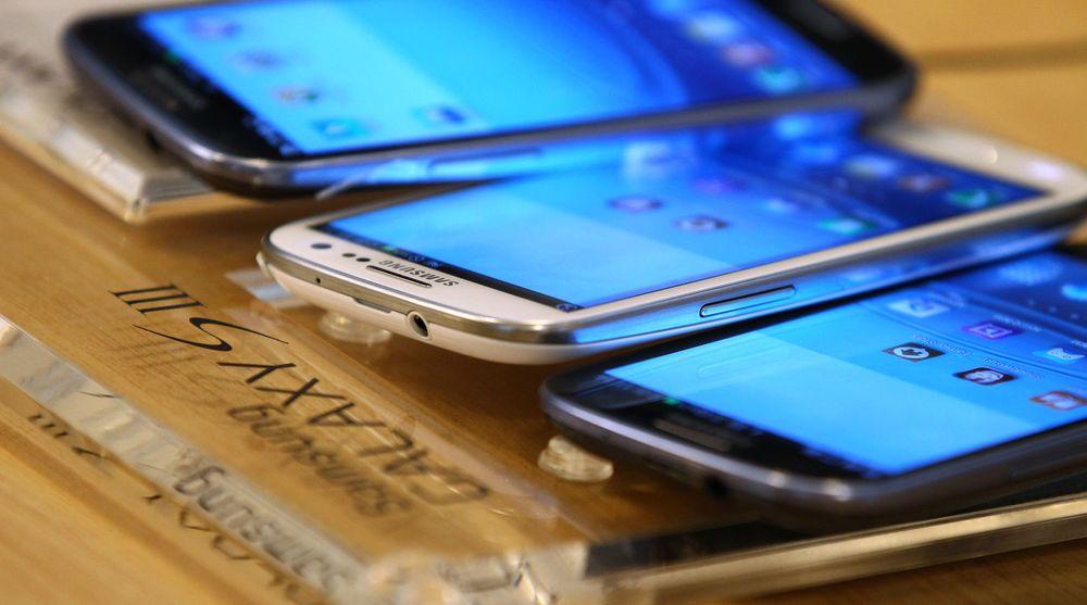 Samsungs Galaxy S III er trolig den Android-mobilen som selger best i Norge.