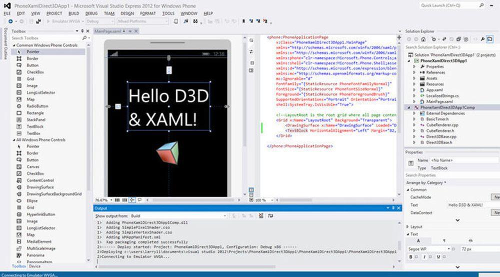 Microsoft ga ut SDK-en til Windows Phone 8 i forbindelse med utviklerkonferansen Build i Seattle denne uken.