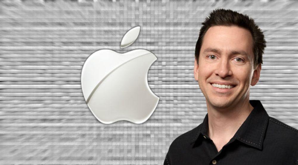 FERDIG: Apple kvitter seg med iOS-direktør og veteranen Scott Forstall (44) og foretar en lang rekke endringer i lederkabalen.