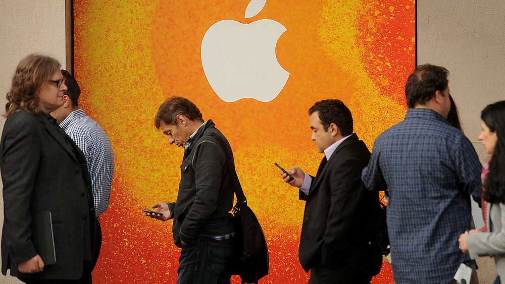 Apple har ofret marginene for å tekkes kundene med et bredt spekter av nye produkter foran julesesongen.