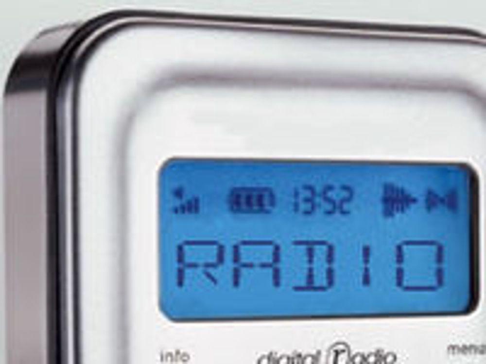 Felles standard for europeisk digitalradio