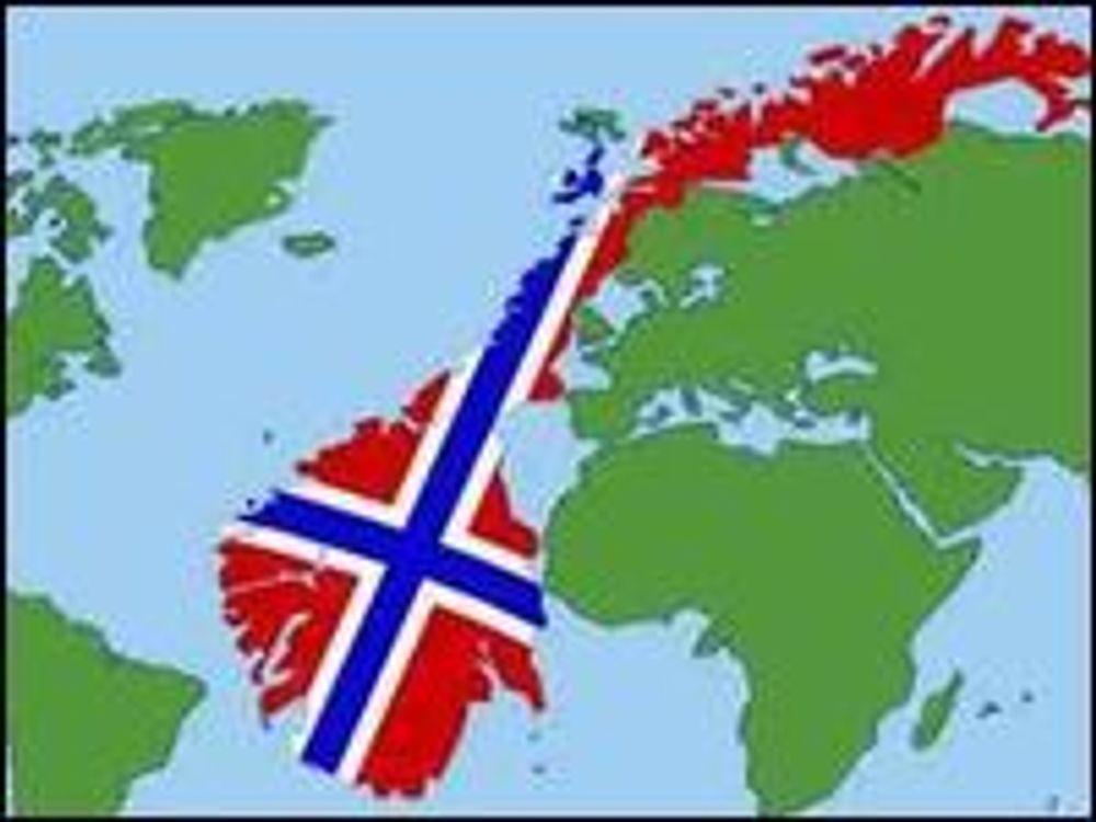 - Norge er først ute med å snuse på nye ting